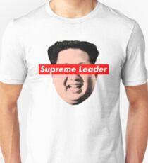 Supreme Leader Un - Kim Jong Un Parody T-Shirt Unisex T-Shirt