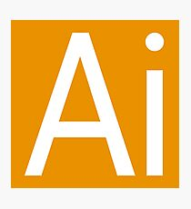 Ai - Illustrator Photographic Print