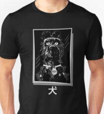 pro dog picture framed Unisex T-Shirt