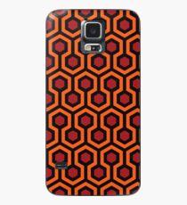 Funda/vinilo para Samsung Galaxy Hola Res - El brillo pasar por alto habitación de hotel 237 patrón de alfombra
