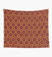 Hi Res - The shining overlook hotel room 237 carpet pattern Wall Tapestry