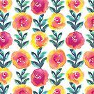 Summer Flowers by Maryna Riabko