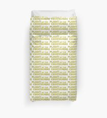 Flight of the Conchords Title Duvet Cover