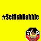 Official SOSBLAKAUSTRALIA - #SelfishRabble by KISSmyBLAKarts