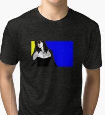 corset Tri-blend T-Shirt