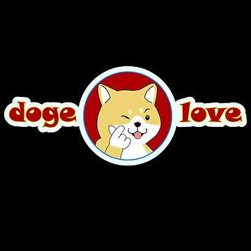 Doge I Love You by davidjo