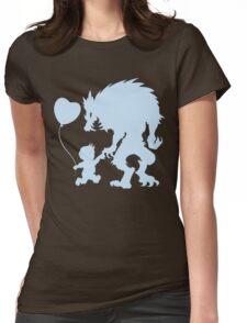 BFF's (dark garment version) Womens Fitted T-Shirt