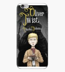 Charles Dickens' Oliver Twist iPhone Case