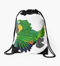 Amazon Drawstring Bag