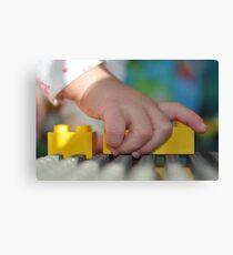 Lego Canvas Print