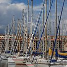 Sail boats by julie08
