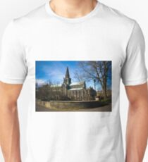 View on Glasgow Cathedral Unisex T-Shirt
