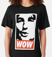 Wow. It's Owen Wilson. Wow. Slim Fit T-Shirt