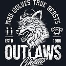 Outlaws Ghetto Wölfe von Vecster