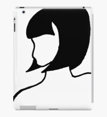 Outlined iPad Case/Skin
