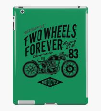Classic Ride  iPad Case/Skin
