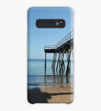 Beach Jetty Harvey Bay Case/Skin for Samsung Galaxy