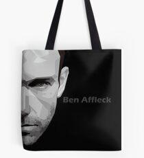 Ben Affleck portrait Tote Bag