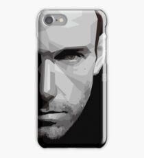 Ben Affleck portrait iPhone Case/Skin