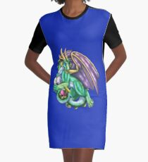 Magic Crafters: Cosmos Graphic T-Shirt Dress