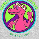 Hippie Hill Dinosaur Park  by TunnySaysIDK