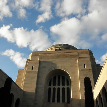 The National War Memorial, Canberra, Australia. by kaysharp