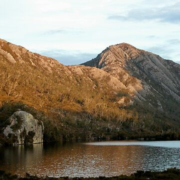 Late Afternoon at Dove Lake, Cradle Mountain, Tasmania, Australia. by kaysharp
