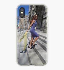 Fashion shoot iPhone Case