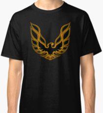 Pontiac Firebird Graphic Logo  Classic T-Shirt