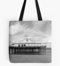 Cleethorpes Pier Tote Bag