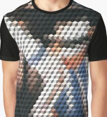 Smooth Criminal Qbert Graphic T-Shirt