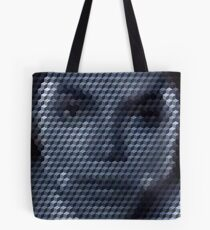 Michael Jackson Bad Cuboid Tote Bag