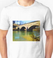 Burnside's Bridge - Antietam, Civil War Battle Site T-Shirt