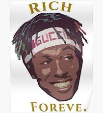 Rich the Kid X Rich Forever Poster