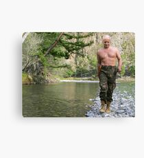 Darth Putin Canvas Print