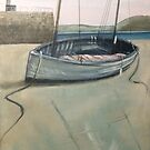 St Ives harbour  by Carole Russell
