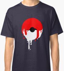 Pokeball Melt Classic T-Shirt