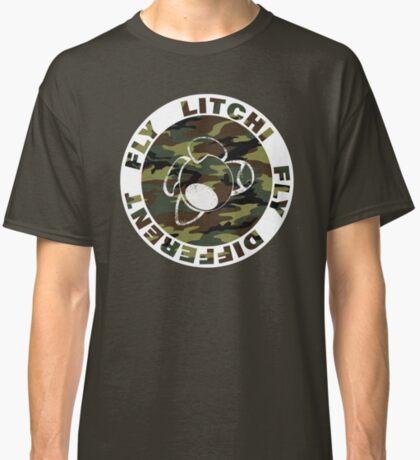 Litchi Camo Classic T-Shirt