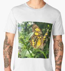 """An Angel's Wings"", Photo / Digital Painting Men's Premium T-Shirt"