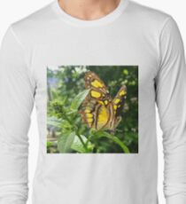 """An Angel's Wings"", Photo / Digital Painting Long Sleeve T-Shirt"