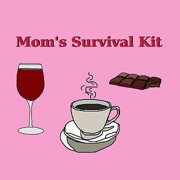 Mom's Survival kit by Bubucine
