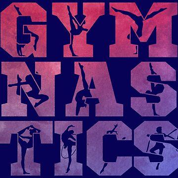 Gymnastics by preteeshirts