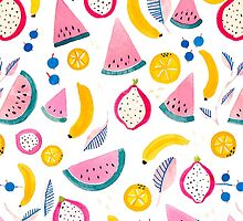 Fruit Salad by Iisa Mönttinen