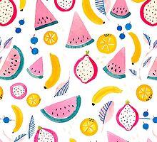Fruit Salad by Iisa Mönttinen