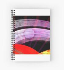 Space Travel Spiral Notebook