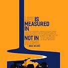 """2018 McLaren F1 """"Achievement"""" by GHRDesign"""