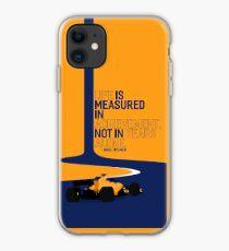 "Vinilo o funda para iPhone 2018 McLaren F1 ""Logro"""