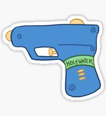 Ryans Wasserpistole Sticker