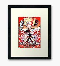 Devilman Framed Print