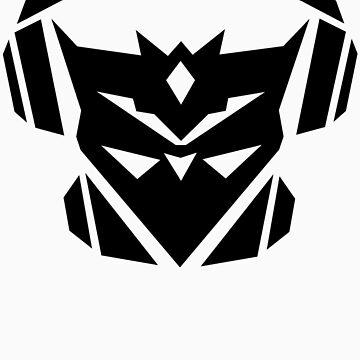 Teknicianz Logo- Black by theteknicianz